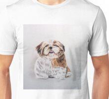 Pastel Shih Tzu 2 Unisex T-Shirt