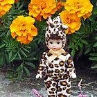Little Leopard Girl by FrankieCat
