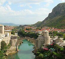 Mostar by Ana Belaj