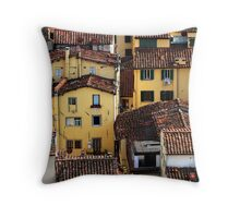 Florence from the Duomo Throw Pillow