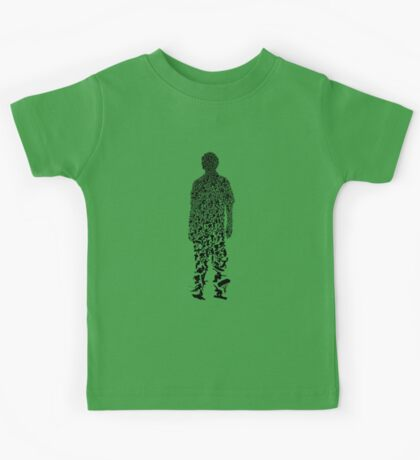 Graphic Man Kids Tee