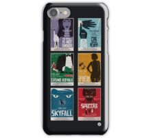 Bond #4 iPhone Case/Skin