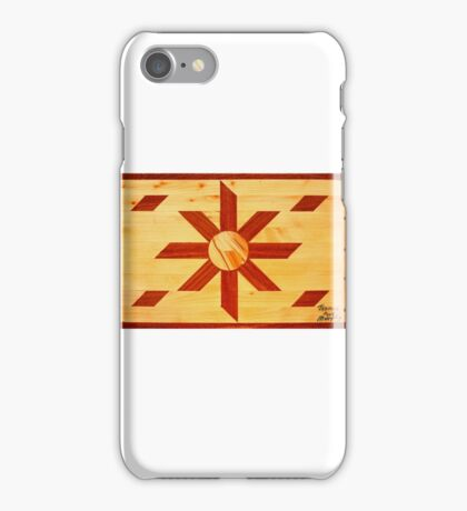 Religous Coffee Table Landscape iPhone Case/Skin