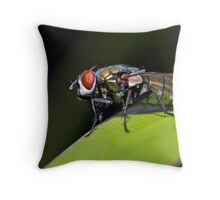 Not Flying Resting Throw Pillow