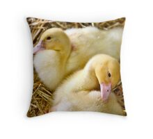 Babies... Throw Pillow