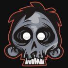 Vintage Zombie by nikholmes