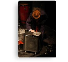 The Old Rocker Canvas Print