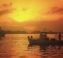 """""""Singin'...El mar de Grecia..."""" by JanneO"""