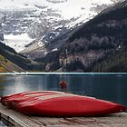 Lake Louise, Banff National Park, Alberta, Canada 2 by Margaret Metcalfe