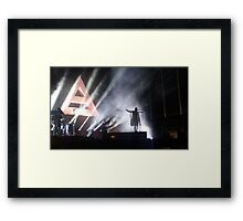 Thirty Seconds to Mars Framed Print