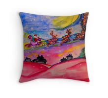 December 24 Throw Pillow