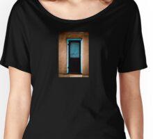 Taos Pueblo Door Women's Relaxed Fit T-Shirt