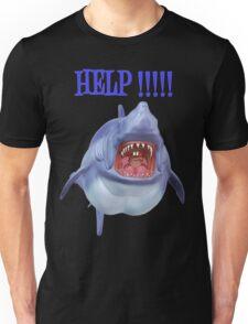 HELP !!! .. tee shirt Unisex T-Shirt