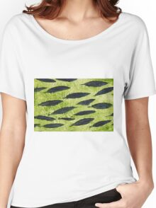 Impression Water Reed Minnows Women's Relaxed Fit T-Shirt
