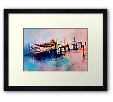 A new day has come Framed Print