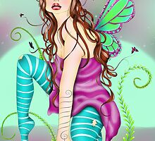 Butterfly Princess by Concetta Kilmer