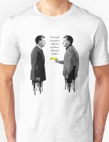 Walter Bishop - A Delicious Strawberry Flavoured Death! T-Shirt