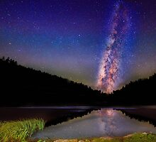 The Lake at the end of the Universe by Delfino