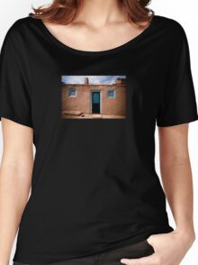 Taos Pueblo Women's Relaxed Fit T-Shirt
