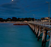 Moonta Moonlight - South Australia by Giovanna Devlin