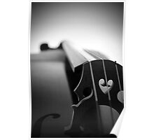 Beautiful Instrument Poster