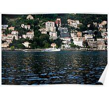 Lago di Como, Italy Poster