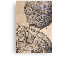 Air-balloon Canvas Print