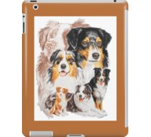 Australian Shepherd /Ghost iPad Case/Skin