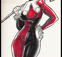 Harley Quinn by Moonlit