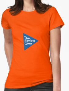 The Review Crew Womens Fitted T-Shirt