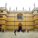 Bodleian Library by lynchboy