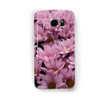 Pink Flowers Samsung Galaxy Case/Skin