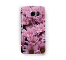 Pink Flowers Samsung Galaxy Case/Skin