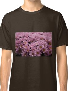 Pink Flowers Classic T-Shirt