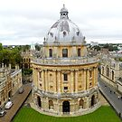 Another Radcliffe Camera by lynchboy