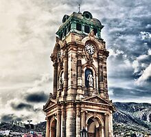 Reloj Monumental de Pachuca by Elias Martinez