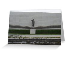 Shang Hai Massacre Museum - China Greeting Card