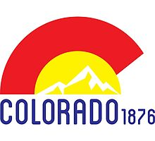 Colorado 1876 by DJSchrank