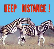 Keep distance by leksele