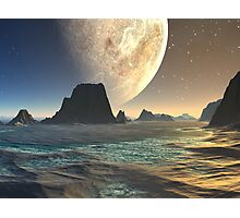 From A Distant Shore Photographic Print