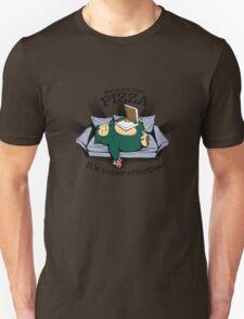 Snorlax used pizza... T-Shirt