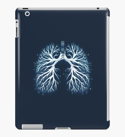 I Breathe Music iPad Case/Skin
