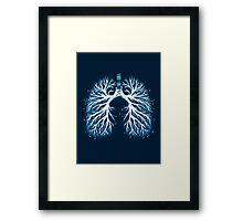 I Breathe Music Framed Print