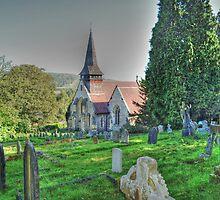 Westcott Church by paradox0076