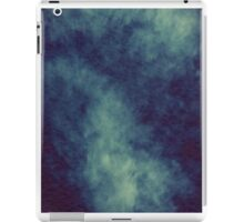 Smoke Texture with Paper Texture 4 iPad Case/Skin