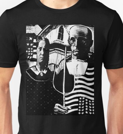 American Gothic Unisex T-Shirt