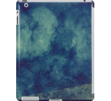 Smoke Texture with Paper Texture 6 iPad Case/Skin