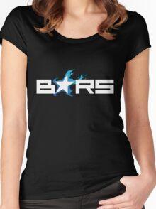Black Rock Shooter Logo. Women's Fitted Scoop T-Shirt