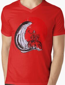 Aang Mens V-Neck T-Shirt