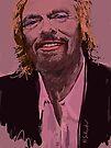 Warhol Branson by Nigel Silcock
